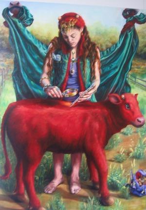 Red Heifer Inspectation