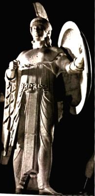 Atėnė mene: Mitologija Graiikija Vartiklis